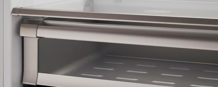Combina frigorifica  incorporabila Bertazzoni,90 cm design Neutral, seria Profesional 2