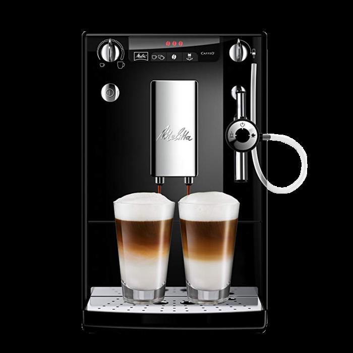 Espressor Automat CAFFEO SOLO & Perfect Milk, Black Melitta® E957-101 0