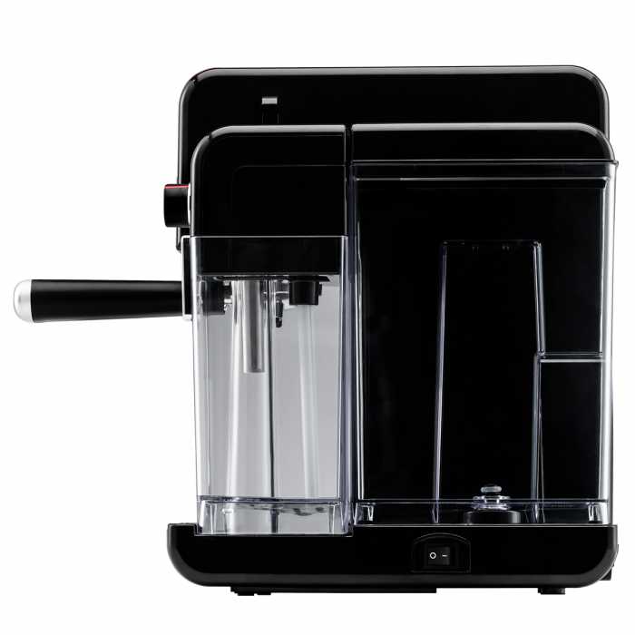 Espressor Manual cu Lapte Prima Latte II Silver Breville 16