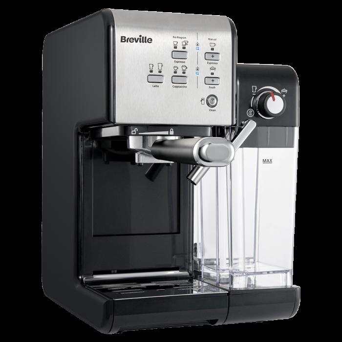 Espressor Manual cu Lapte Prima Latte II Silver Breville 2