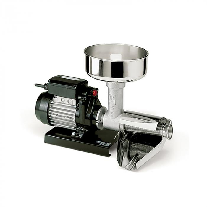 Storcator de roşii Reber 9000 N n.5, motor prin inducție de 600W, producție 150~350kg/h 1