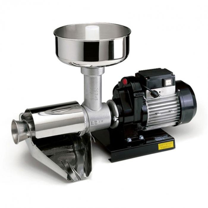 Storcator de roşii Reber 9000 N n.5, motor prin inducție de 600W, producție 150~350kg/h 0