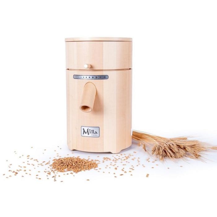 Moara de cereale Milla Home uz rezidential,motor 370w capacitate 500 gr [4]