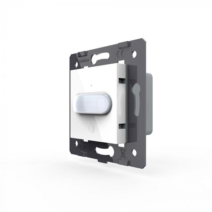 Modul intrerupator Livolo cu senzor de prezenta / miscare PIR, Zigbee 2