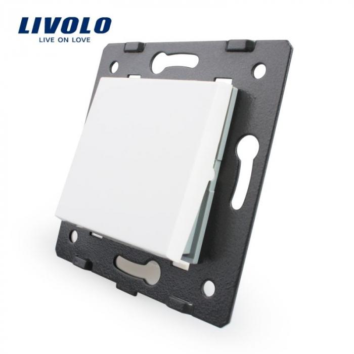 Modul intrerupator mecanic simplu Livolo VL-C7-K1 0
