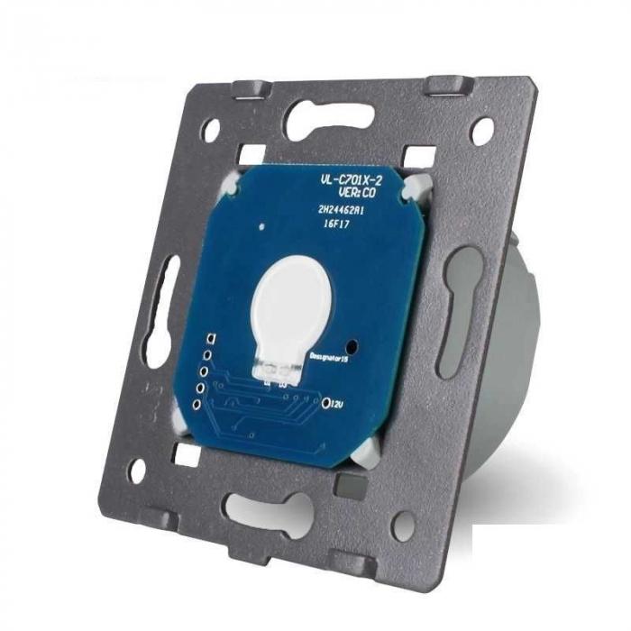 Modul Întrerupător simplu Livolo, dimabil, wireless Livolo VL-C701DR [0]
