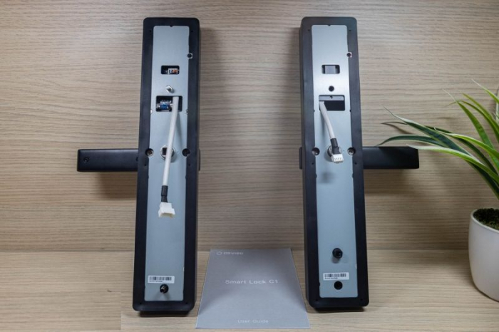 ORVIBO Yala Smart control telefon, cod pin, amprenta, WiFi, RFID, card, Airbnb, Booking, C1 [10]