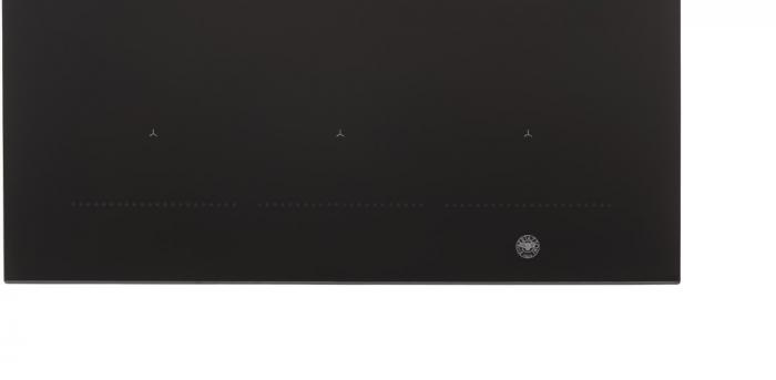 Plită cu inducție Bertazzoni,90 cm, 6 zone de gatit, sticla ceramica-neagra 1
