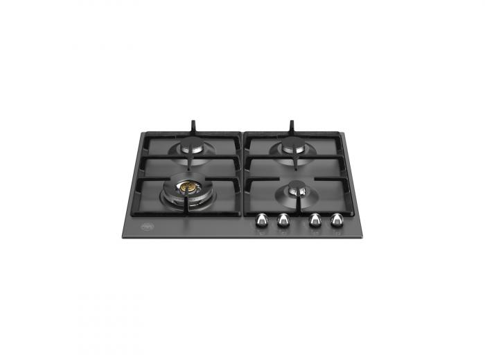 Plita Incorporabila Bertazzoni, 4 arzatoare cu gaz de 60 cm Seria Heritage [0]