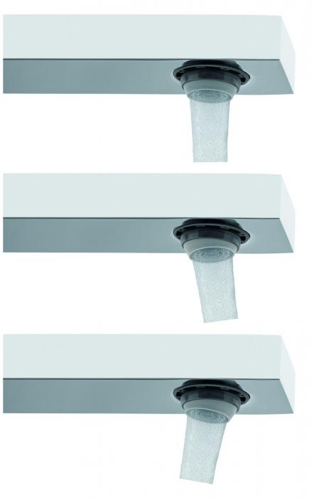Sistem de dus incastrat Rubineta Thermo 3F OLO cu baterie termostatica [3]