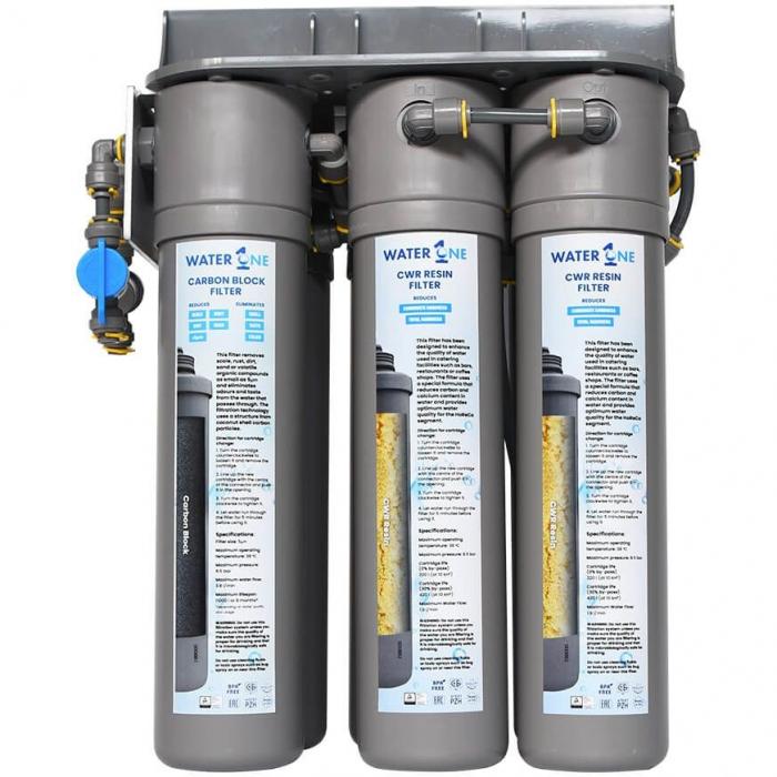 Sistem de filtrare al apei Water1One HoReCa, 6 filtre 0