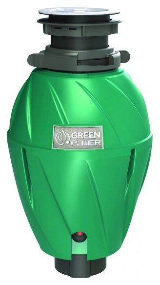 Tocator de resturi menajere cu actionare pneumatica 0.50 cp GreenPower 0
