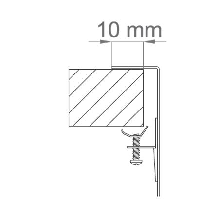 Chiuveta bucatarie inox CookingAid BOX LUX 50 COPPER cu strat PVD ceramic culoare cupru + accesorii montaj [12]