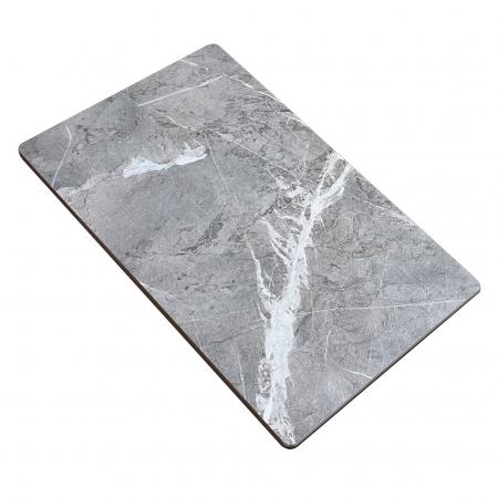Chiuveta bucatarie granit CookingAid Cube ON5610 Trufa Maro / Truffle + accesorii montaj11