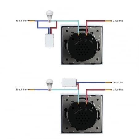 Adaptor bec LED Livolo1