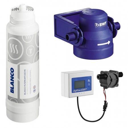 Baterie chiuveta BLANCO TRIMA Filter din inox, cu circuit pentru apa filtrata [7]
