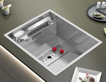 Baterie CookingAid Box QS 3000 telescopica / corp retractabil Active Window / ideala pentru montaj sub geam3