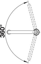 Baterie de inox chiuveta BLANCO CULINA-S pentru bucatarie [3]