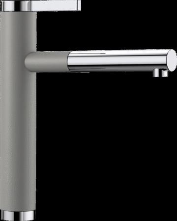 Baterie granit bucatarie Blanco LINEE-S aspect bicolor [0]