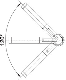 Baterie inox bucatarie Blanco Quatura -S cu dus extensibil [3]