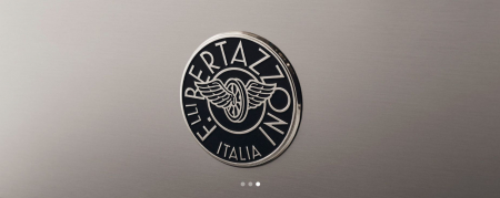 Bertazzoni Aragaz 90x60 cm Premium 5 arzatoare, cuptor electric, Inox design Master [3]