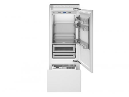 Bertazzoni Combina frigorifica incorporabila 75 cm  design Neutral, deschidere dreapta [0]