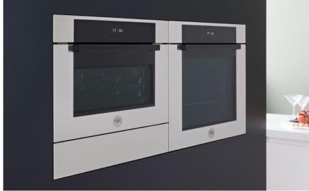 Bertazzoni Cuptor electric cu 9 functii LED 60x60 cm Inox design Modern [8]