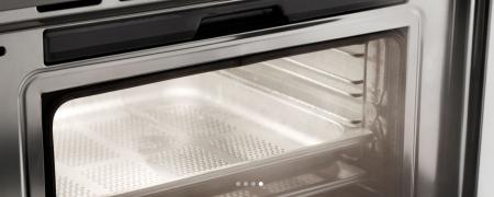 Bertazzoni Cuptor electric cu 9 functii LED 60x60 cm Inox design Modern [6]