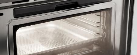 Bertazzoni Cuptor incorporabil cu abur 60x45 cm Steam Negru Mat design Heritage [3]