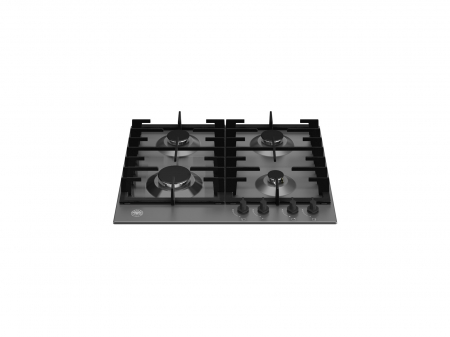 Bertazzoni Plita gaz 60 cm Negru Mat design Modern