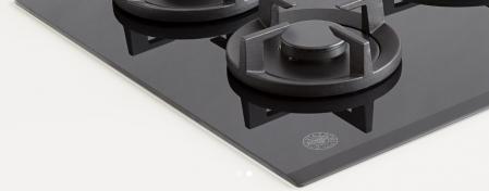 Bertazzoni Plita gaz 60 cm Sticla neagra design Modern [2]