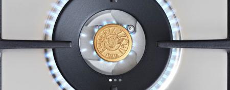 Bertazzoni Plita gaz 90 cm Inox design ProfessionalP905CPROX [4]