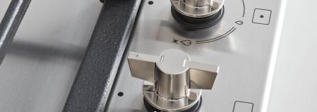 Bertazzoni Plita incorporabila cu 5 arzatoare gaz 90 cm Inox design Modern [3]