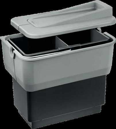 BLANCO SELECT SINGOLO-S cu separator pentru galeata de gunoi0