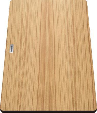 BLANCO Tocator lemn frasin 424x240 mm pentru chiuvetele subline [0]