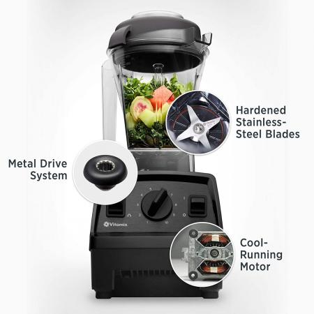 Blender Vitamix Explorian E310 Black [5]