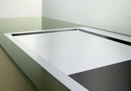 Chiuvetă Blanco Claron 8 S-IF 116x51cm, oțel inoxidabil, cuva dreapta, PushControl [3]