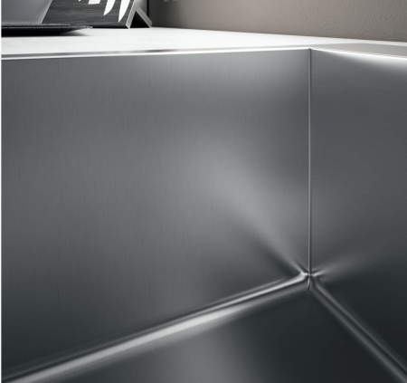 Chiuveta bucatarie  Artinox Aqua Smart 86 860x510 montaj pe sau la nivelul blatului1