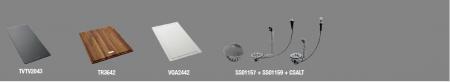 Chiuveta bucatarie ArtInox Smart 45 ,49x44 cm, grosime inox 1 mm [2]
