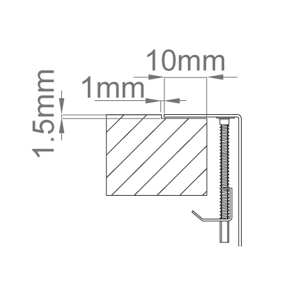 Chiuveta bucatarie inox CookingAid LUX STEP 57 + Bonus: tocator Versus din ABS reversibil in scurgator vase + ventil automat scurgere + accesorii montaj10