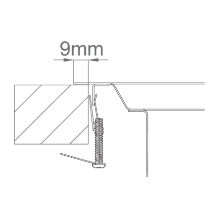 Chiuveta bucatarie inox CookingAid VISION 40 cu baterie telescopica integrata, tocator sticla temperizata + accesorii montaj ideala pentru montaj sub geam [8]