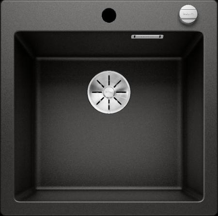 Chiuveta de bucatarie Blanco Pleon 5 silgranit  cu excentric [0]