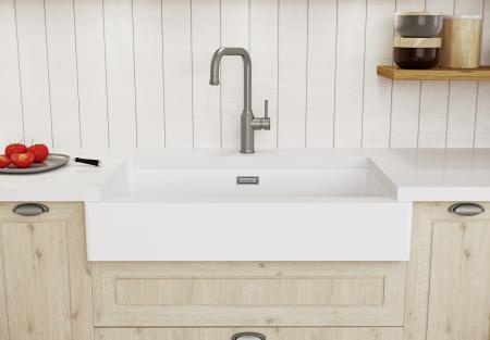 Chiuveta de bucatarie Blanco Vintera XL 9-UF Farmhouse-style [0]