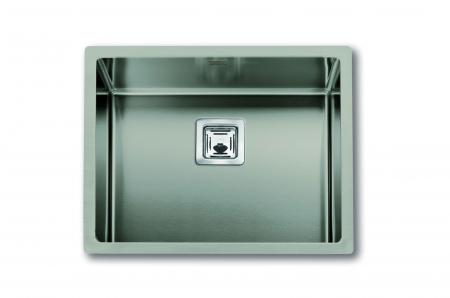 Chiuveta de bucatarie inox PVD ArtInox Titanium 50 culoare antracit [0]