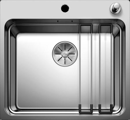 Chiuveta din inox pentru bucatarie Blanco Etagon 500 IF/A [3]