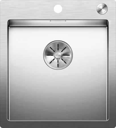 Chiuveta inox Blanco Claron 400-IF/A cu sistem pushcontrol [1]