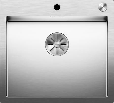 Chiuveta inox Blanco Claron 500-IF/A cu sistem pushcontrol [2]