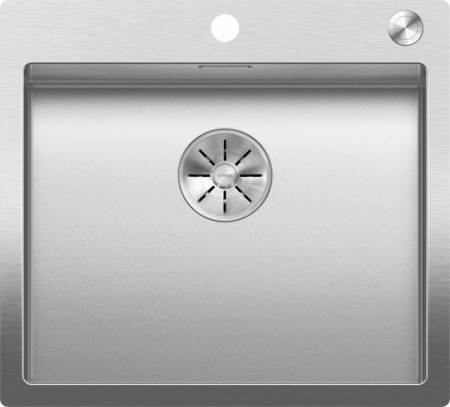 Chiuveta inox Blanco Claron Durinox 500-IF/A cu sistem pushcontrol [1]