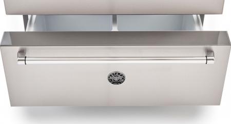 Combina frigorifica Bertazzoni 90 cm Inox design Neutral3
