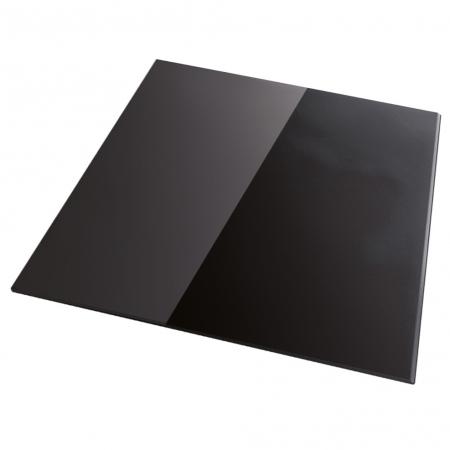 CookingAid Set chiuveta granit Kinga LX8620 Black Metal quartz cu baterie Indiana, tocatoare, tavita, scurgator si dozator [11]